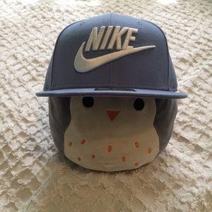 Nike Snapback Blue and White Brand New